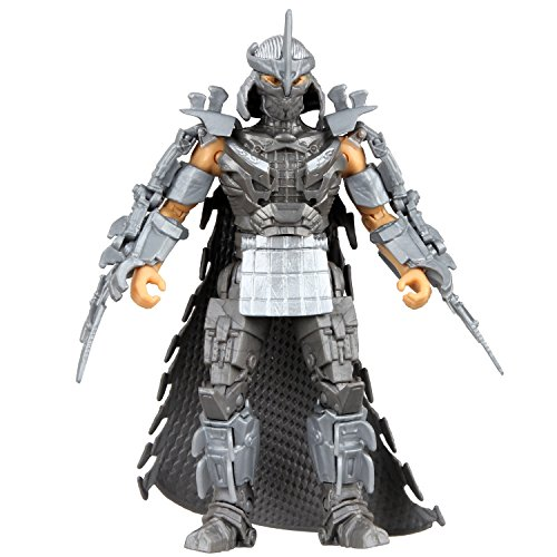 Teenage Mutant Ninja Turtles 2014 Movie, The Shredder Basic Action Figure]()