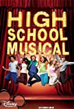 HIGH SCHOOL MUSICAL POSTER Cast Jumping RARE NEW by HSE