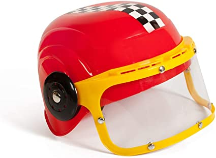 and Workers Helmets SWAT Team IQ Toys Role Play Dress Up Costume Hats Set of 7 Assorted Party Hats Including Police Racing Car Construction Army Fire Chief