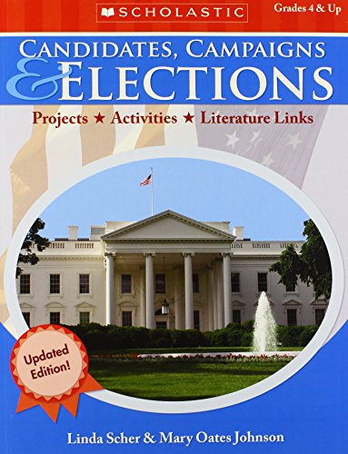 Candidates, Campaigns & Elections: Projects • Activities • Literature Links