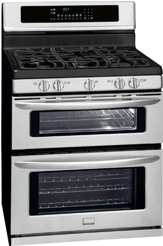 Gallery Double Oven Gas Range