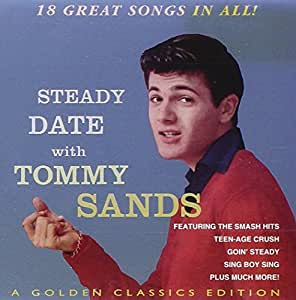 Steady Date With Tommy Sands
