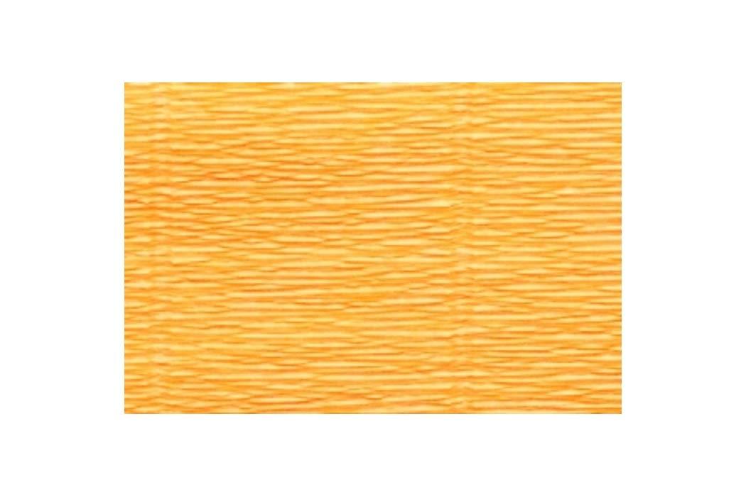Yellow Crepe Paper Roll Premium Heavy Italian 180 g 13.3 sqft