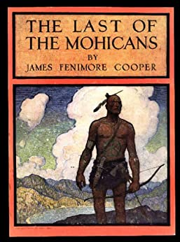 Last of the mohicans book length
