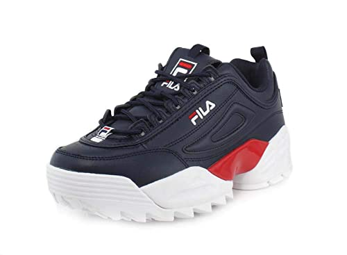 venta de liquidación Productos el más nuevo FILA Disruptor II Lab - Zapatillas para Hombre, Color Azul ...