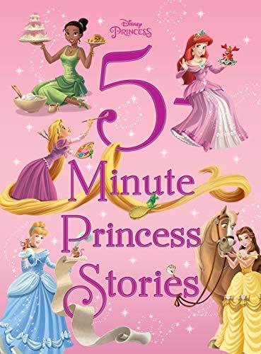 Disney Princess:  5-Minute Princess Stories (5-Minute Stories) -
