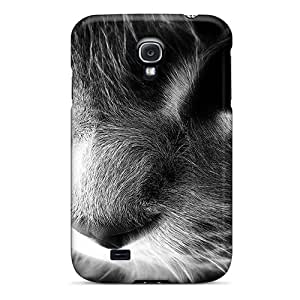 Defender Case For Galaxy S4, Cool Cat Pattern