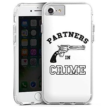 coque iphone 8 pistolet