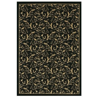 EVEREST ROYAL SCROLL Rug (size: 3.11X5.3) By Couristan - Scroll Royal Everest