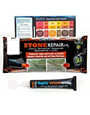 MagicEzy Stone Repairezy™ (White) - Stone Fix - Granite Crack Repair – Fills and Colors Damage Fast – Long-Lasting Repairs – Guaranteed