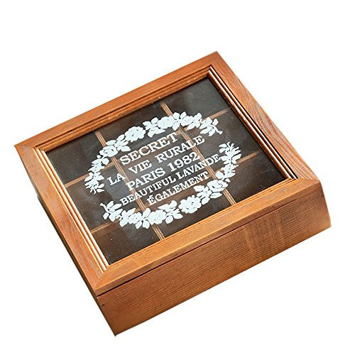 Unique Wooden Craft Box Wood Box Centerpiece With Lid A Perfect Gift For The Crafty Individual
