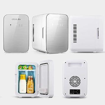 MU Mini refrigerador portátil - El refrigerador Compacto de 8 ...