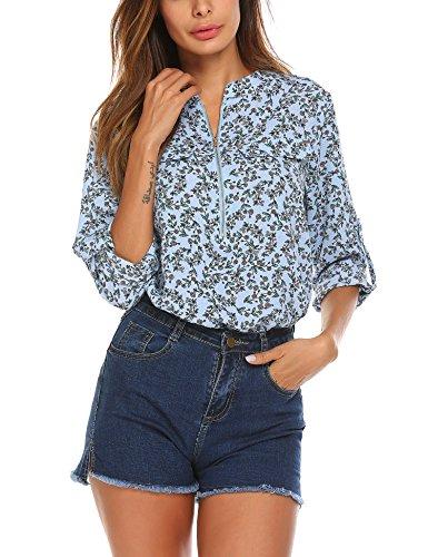 The 8 best women's blouses long sleeve