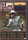 The Lone Ranger: Six Gun's Legacy/The Return of the Convict/Rustlers' Hideout