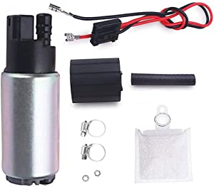 Electric Fuel Pump & Install Kit Fit Multiple Models Replaces E2068 E8213 EFP382A