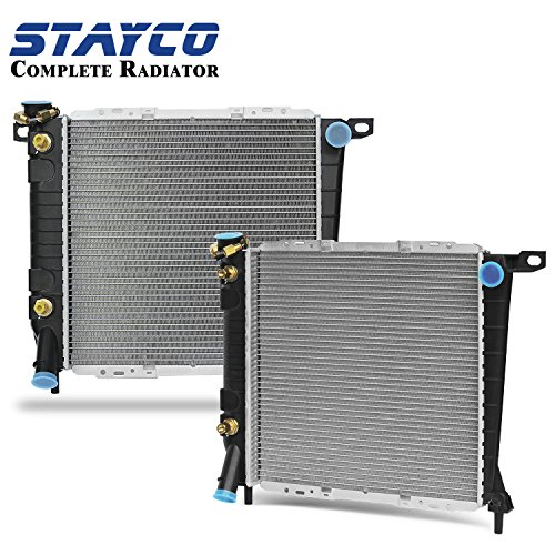 - CU1061 Complete Radiator Replacement for ford Ranger Bronco II 2.9L 3.0L V6