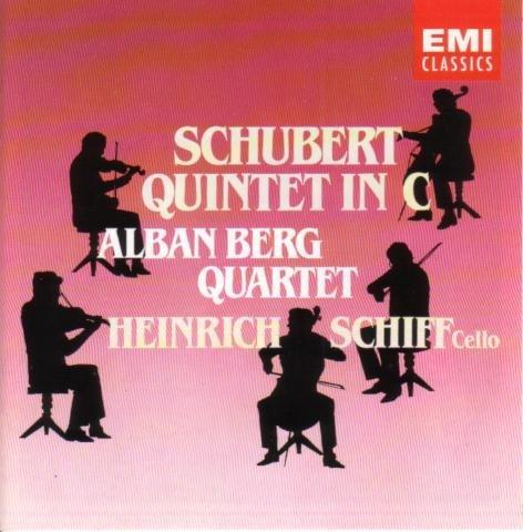 CD : Schubert: Quintet in C d. 956