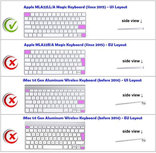 XSKN Logic Pro X Shortcut Keyboard Skin, XSKN Durable Logic Hotkeys Silicone Keyboard Skin for Apple - http://coolthings.us