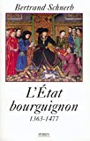 Image de L'Etat bourguignon, 1363-1477 (French Edition)