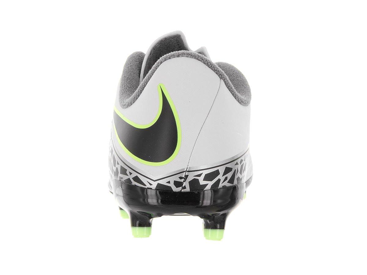 Nike Kids Jr Hypervenom Phelon II Fg Soccer Cleat