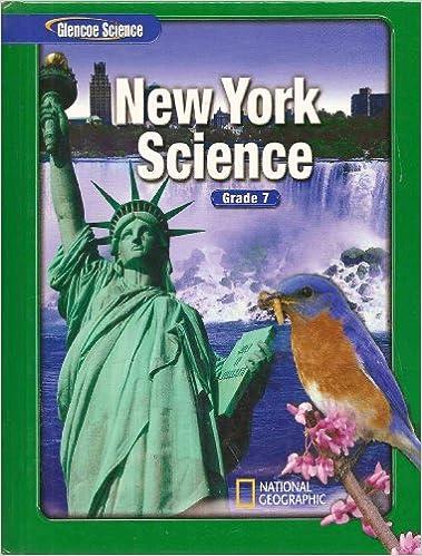 Glencoe Science Grade 7 New York Edition