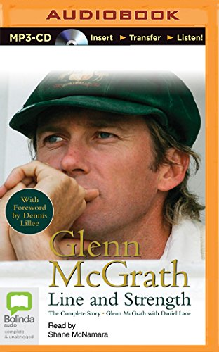 Glenn McGrath: Line and Strength