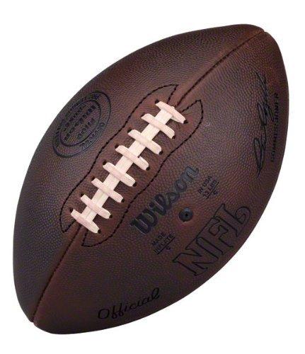 Wilson NFL Duke Throwback Football