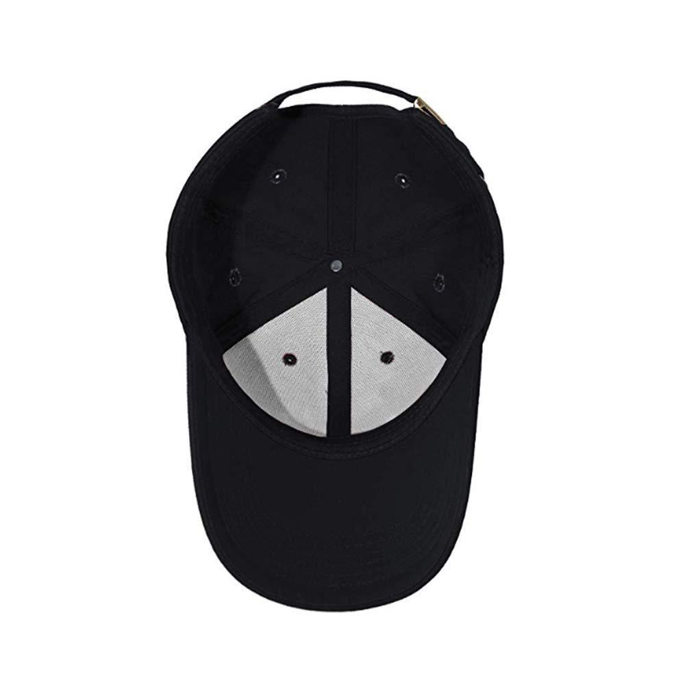OSIRCAT Car Logo Adjustable Baseball Hat,Unisex Hat Travel Cap Car Racing Motor Cap Black for BMW