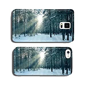magical winter forest, a fairy tale, mystery cell phone cover case iPhone6