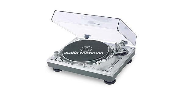Amazon.com: Audio-Technica at-pl120 Professional direct ...