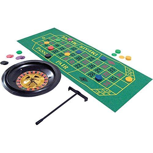 (Party Roulette Wheel Set)