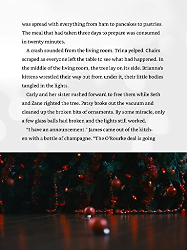 Thumbnail scroll view image - 6 for  Tracks of Her Tears [Kindle in Motion] (Rogue Winter Novella Book 1)