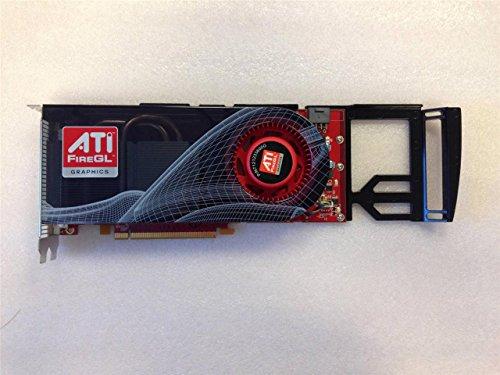 ATI V7600 ATI FireGL V7600 512MB 2x DVI PCI-e x16 Video Card GP933 Dell ATI FireGL V7600 Grafikkarte - 512MB/GDDR3/Precision T5400