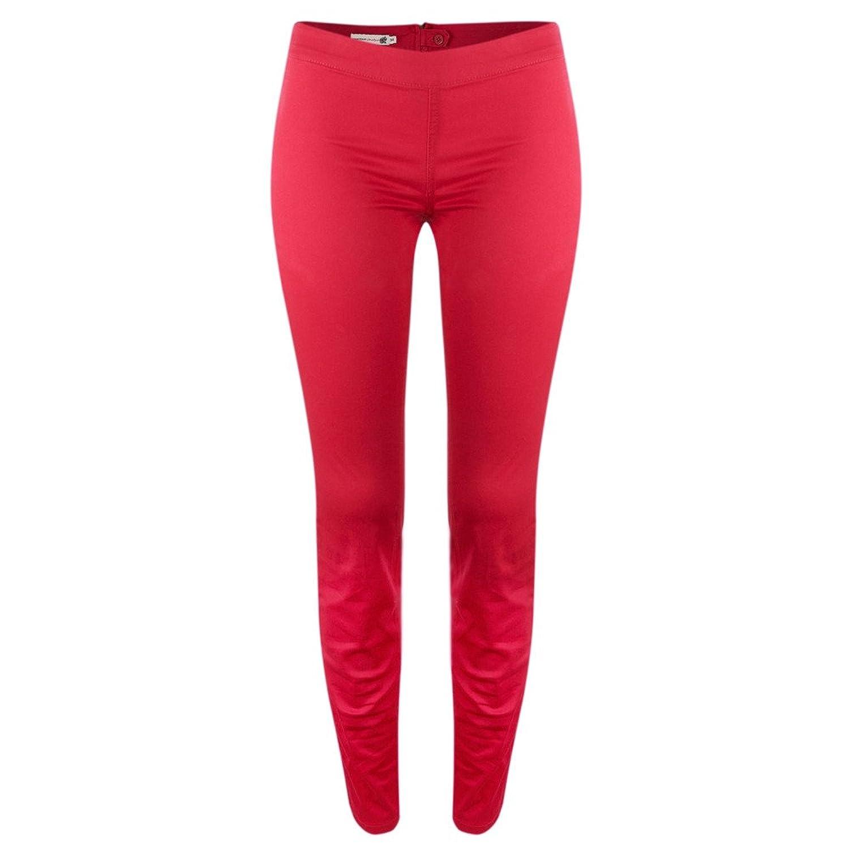 Jackpot Clothing - Chalina Cotton Legging, 53Q-VeryRed