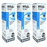 Hylo Tear Hylo-Tear Long Lasting Eye Drops X 3 Triple Pack