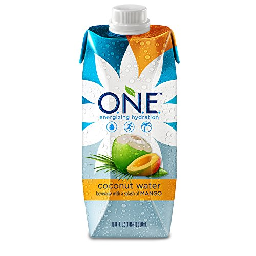 O N E Coconut Water Splash Mango product image
