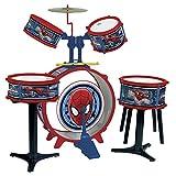 Reig Spiderman Drum kit 5-Piece