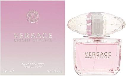 perfume versace bright crystal price