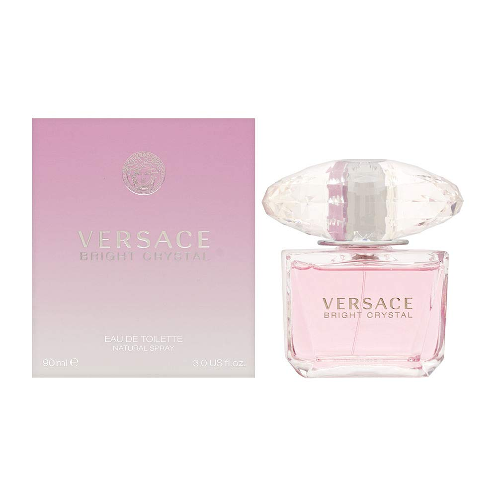 Versace Bright Crystal Eau De Toilette Spray for Women