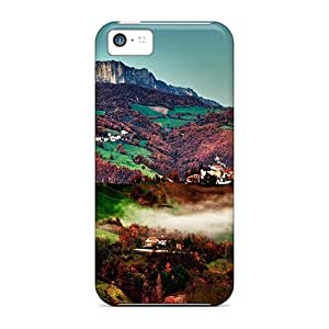 linJUN FENGNew Mountain In Summer Cases Covers, Anti-scratch JzS34737iTpB Phone Cases For iphone 6 plus 5.5 inch