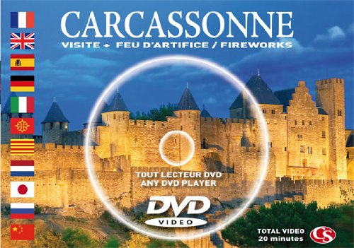 Cité de Carcassonne Visite et Feu dartifice [DVD]: Amazon.es: Cine y Series TV