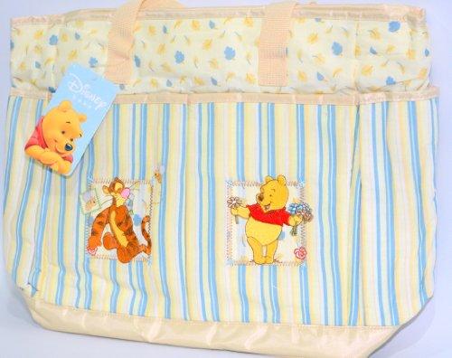 Diapers Disney The Winnie Pooh (Winnie the Pooh Large Diaper Bag)