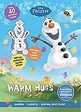 Disney Frozen Warm Hugs (Olaf) (Activity Book with Eraser)