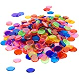 "350 Mixed Color 3/4"" Bingo Markers by Royal Bingo Supplies"