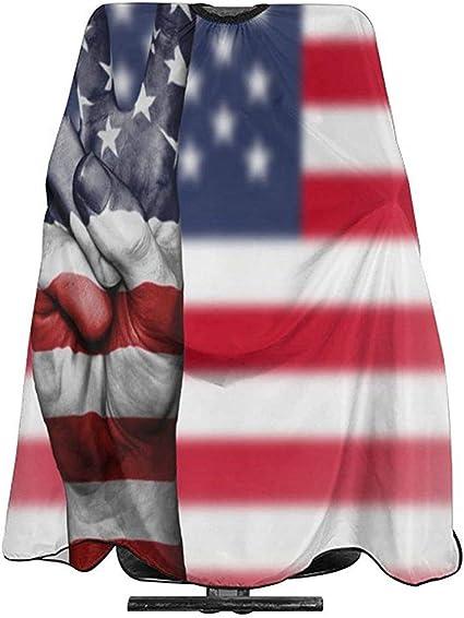 Capa De Peluquería Para Bandera De Los Estados Unidos Yay ...