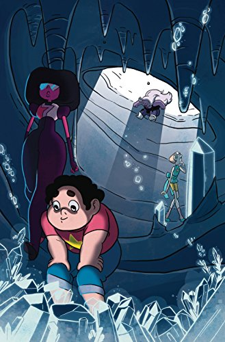 STEVEN UNIVERSE & CRYSTAL GEMS #4 (Steven Universe And The Crystal Gems 4)