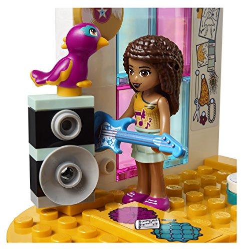 Lego Friends Andreas Zimmer 41341 Kinderspielzeug Amazon