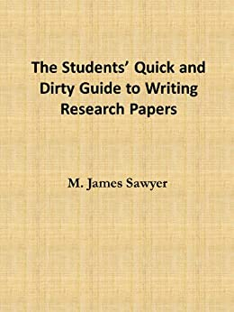 Top Ten Tips for Writing Research Papers