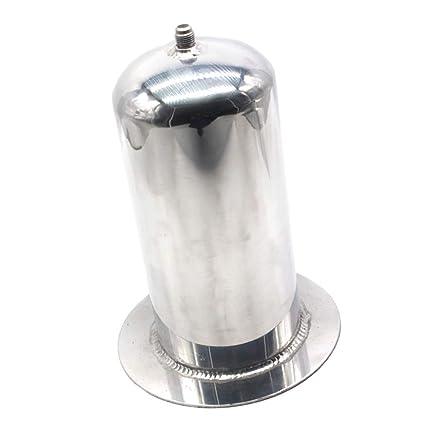 Sharplace Tanque de Acero Inoxidable Modificado de Motor de ...