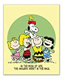 Snoopy Poster Prints - Set of 4
